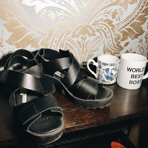 67 Outsiders Chunky Sandals